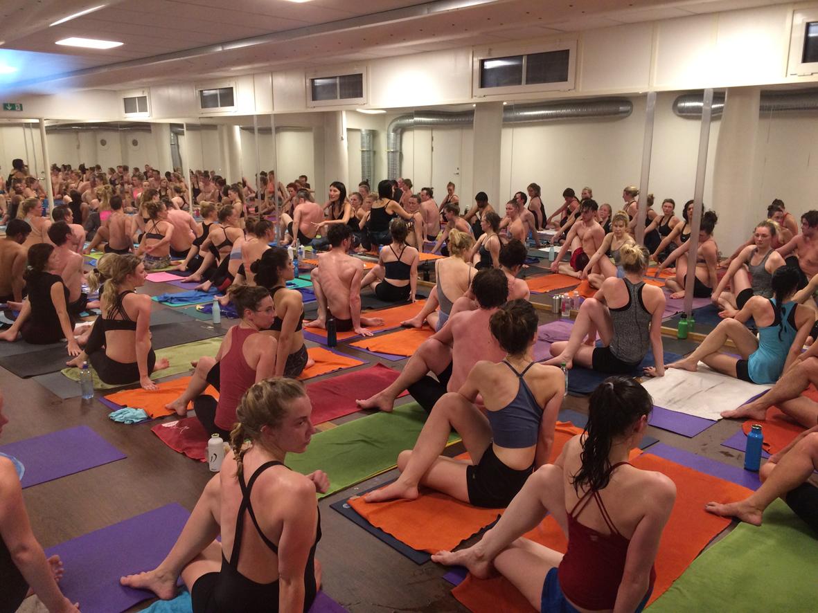 bikram yoga göteborg